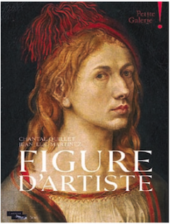 Couverture du catalogue de l'exposition Figure d'artiste